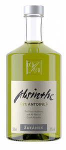 St. Antoine Absinthe v. 1 and 2